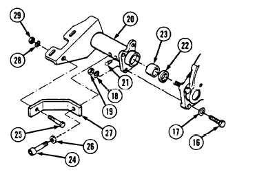 11-6 1 REAR BRAKE CAMSHAFT AND AUTOMATIC SLACK ADJUSTER