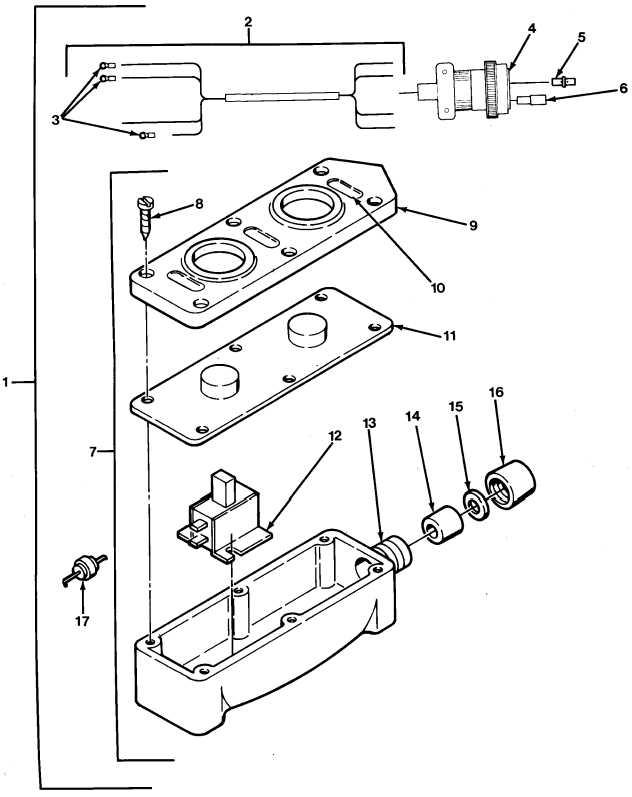 Fig 307 Heavy Duty Winch Remote Control